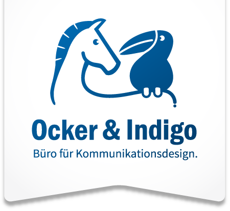 Ocker und Indigo Werbeagentur in Coburg