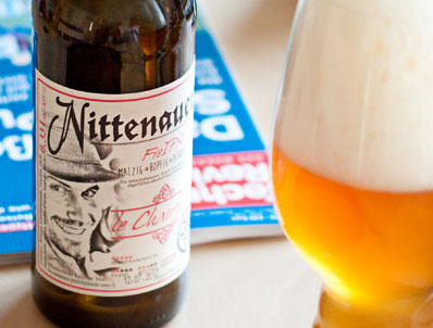 Foto eines alkoholfreien IPA